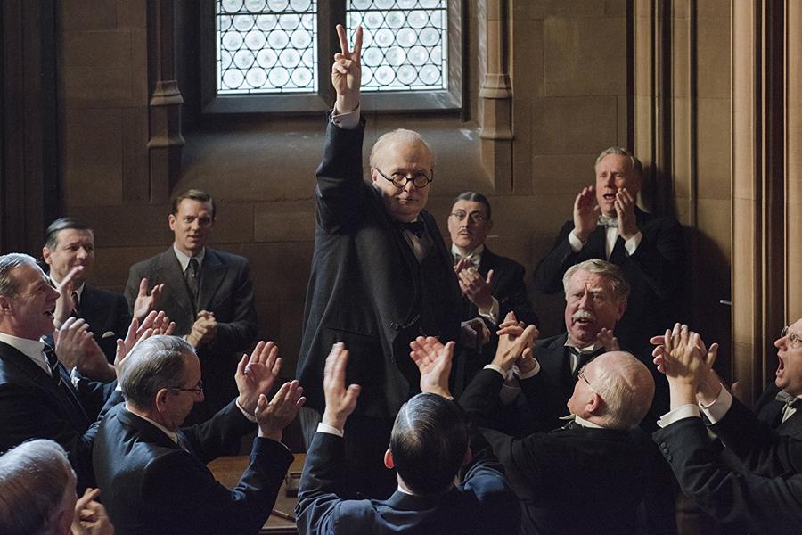 Movie Review: 'DARKEST HOUR' – Churchill: Turn Off The Dark