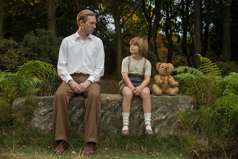 Movie Review: 'GOODBYE CHRISTOPHER ROBIN' – Oh, (Don't) Bother
