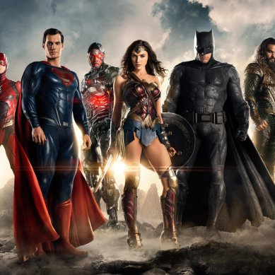 'JUSTICE LEAGUE' assembles to save the world, deliver inspiration, kick some ass