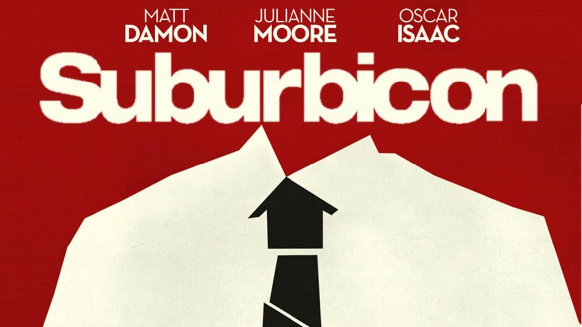 Movie Review: 'SUBURIBICON', a daring but misguided murder mystery