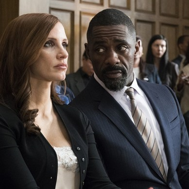 Movie Review: 'MOLLY'S GAME' – Poker? I hardly know her!