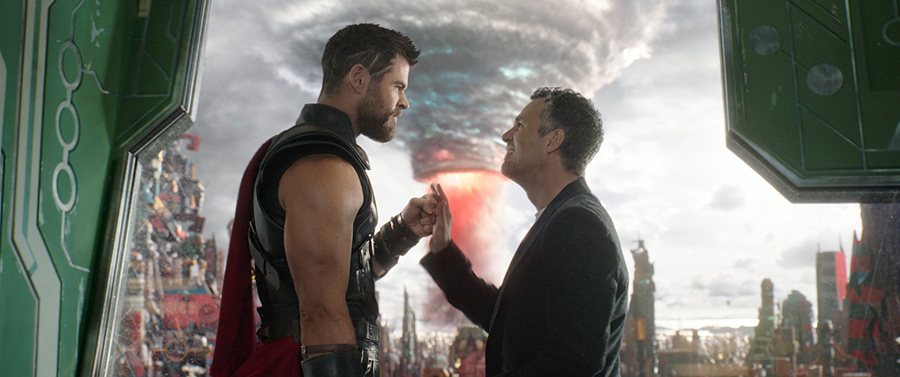 The top four spoiler-free reasons that make 'THOR: RAGNAROK' a must see