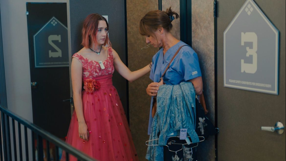 Movie Review: 'LADY BIRD' soars above most coming-of-age stories