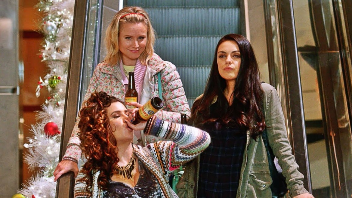 Movie Review: 'A BAD MOMS CHRISTMAS' is not the reason for the season
