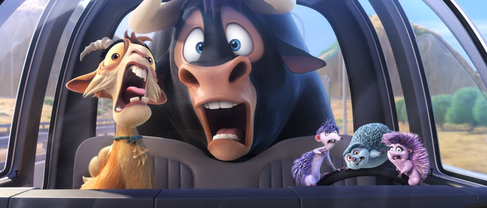 Movie Review: 'FERDINAND' – a serviceable, but loose adaptation of the classic bull story