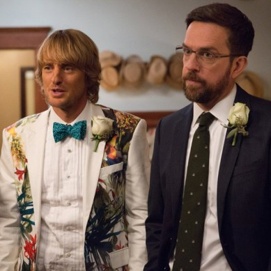 Director Lawrence Sher gets to the comedic heart of sibling rivalry in 'FATHER FIGURES'