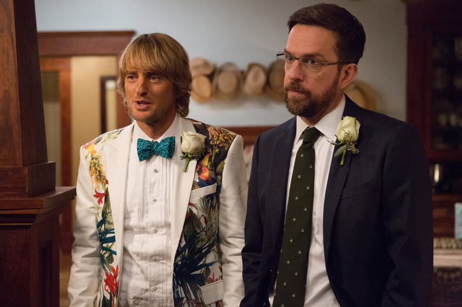 Fresh on Blu-ray: 'FATHER FIGURES' – a desperate and lame attempt at comedy