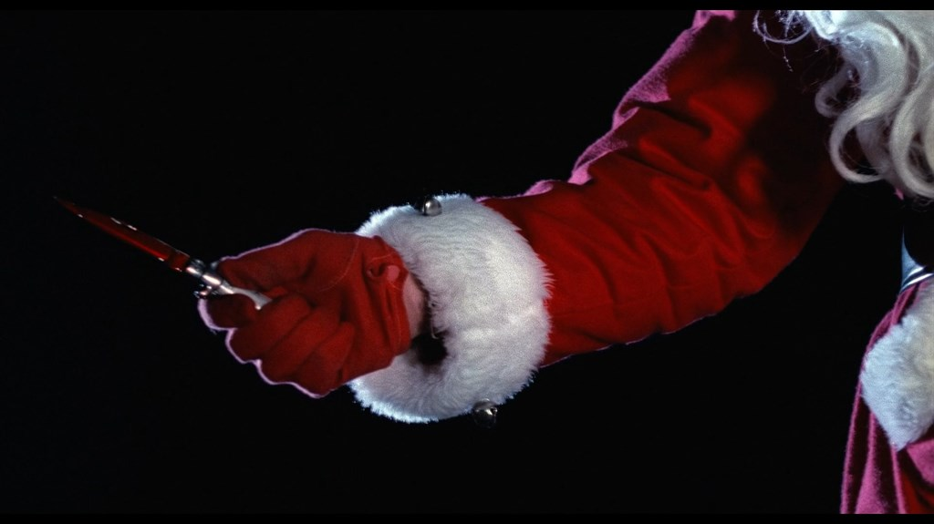 All is bright with Scream Factory's restoration of 'SILENT NIGHT, DEADLY NIGHT'