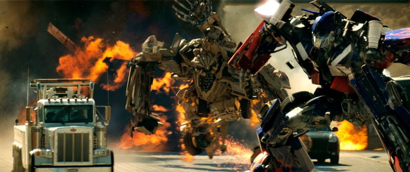 Paramount adds a fresh coat of paint to 'TRANSFORMERS' 1-4 with 4K release