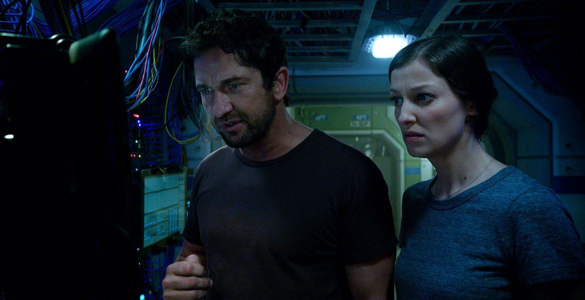 "Fresh on Blu-ray: 'GEOSTORM', the ""disaster-piece"" nobody wanted"