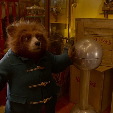 'PADDINGTON 2' is a celebration of artistry, values & technological advancements