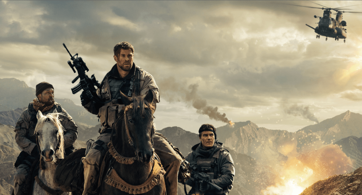 Movie Review: '12 STRONG' – Horse Horse Bang Bang