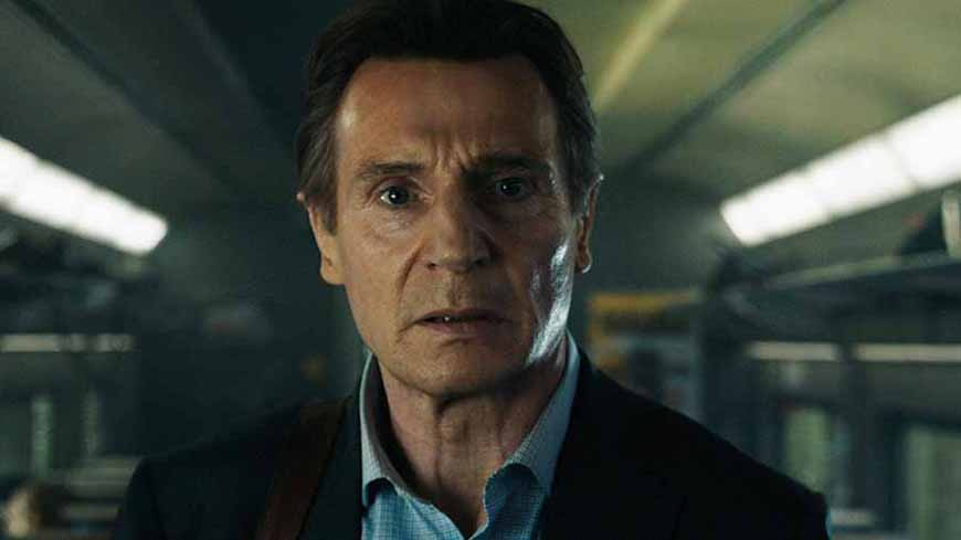 Movie Review: 'THE COMMUTER' – Strangers on a train