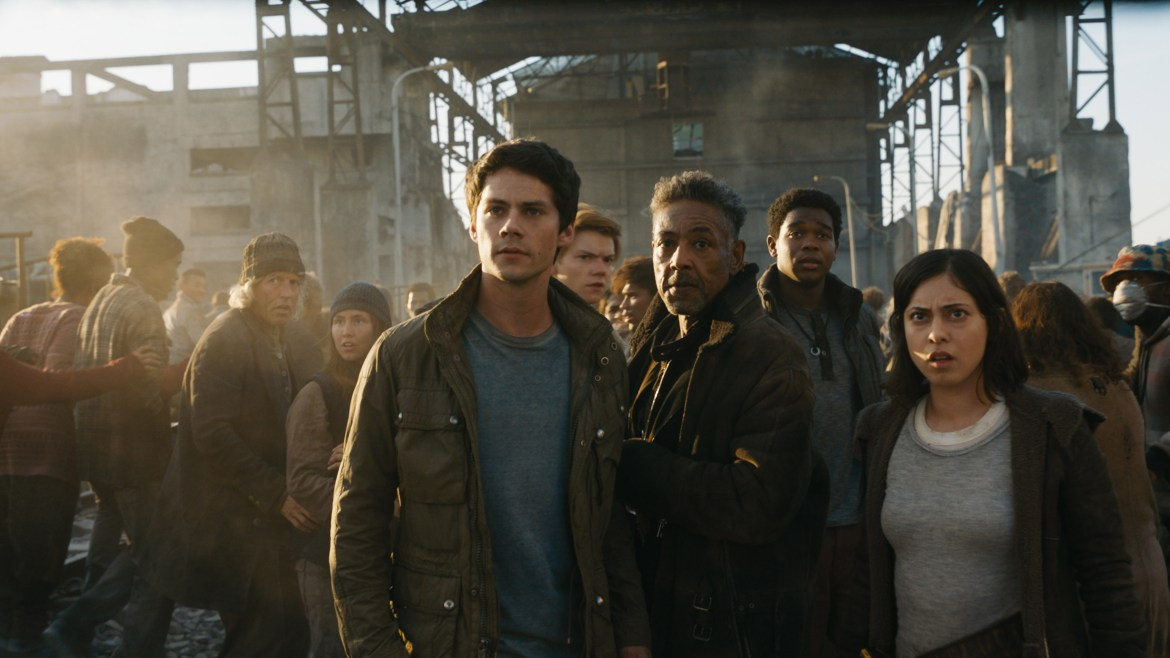Movie Review: 'MAZE RUNNER: THE DEATH CURE' reaches the finish line when we thought the race was over