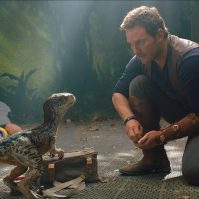 'JURASSIC WORLD: FALLEN KINGDOM' looks dino-mite