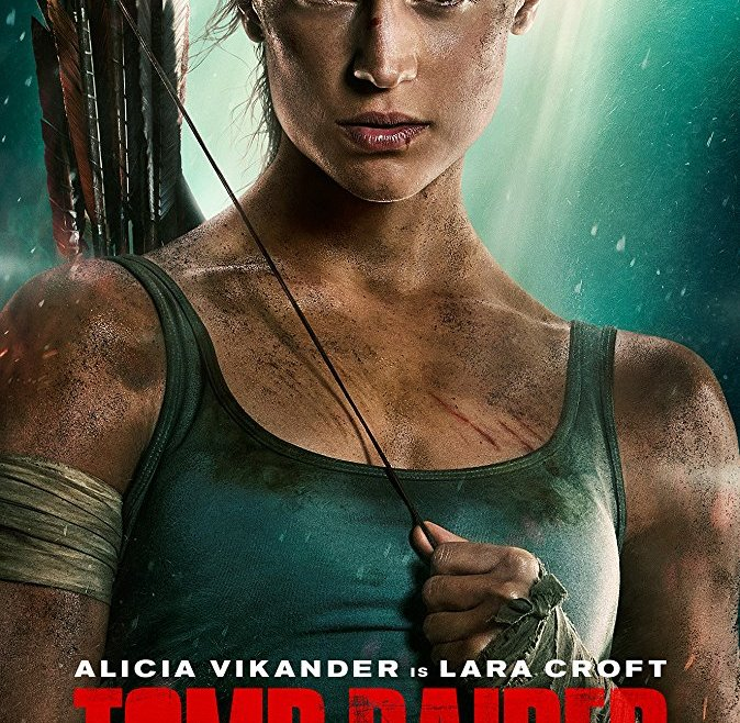 Movie Review: In 'TOMB RAIDER,' Adventure is out there