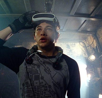 """Steven Spielberg's """"out of body experience"""" making 'READY PLAYER ONE'"""