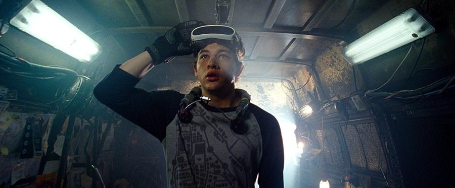 Fresh on Blu-ray: 'READY PLAYER ONE' and 'SUPER TROOPERS 2'