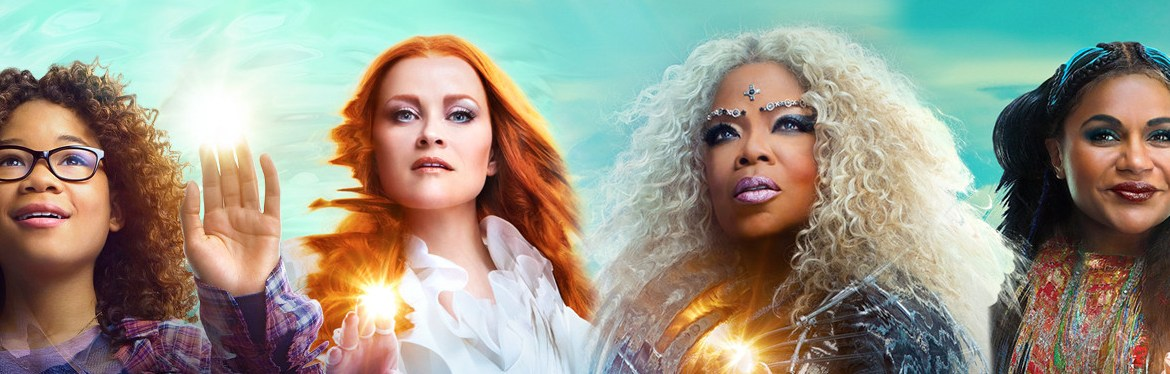 Movie Review: 'A WRINKLE IN TIME' keeps on slippin', slippin', slippin'