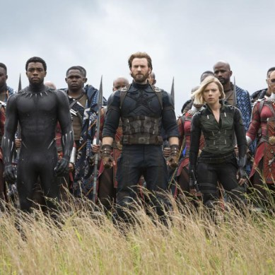 Movie Review: 'AVENGERS: INFINITY WAR' – Quest for Bling