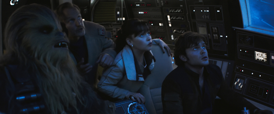 6 fun spoiler-free facts about 'SOLO: A STAR WARS STORY'