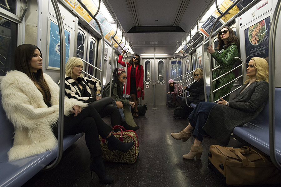 Why 'OCEAN'S 8' is going to be a smashing Summer success story