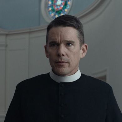 Dark night of the soul: 'FIRST REFORMED' wrestles with minister's waning faith, growing anxiety
