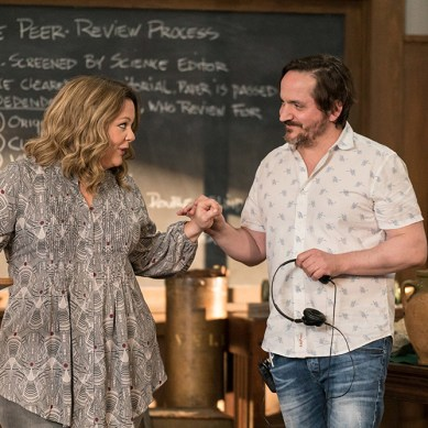 Filmmaker Ben Falcone rockets to the head of class with 'LIFE OF THE PARTY'