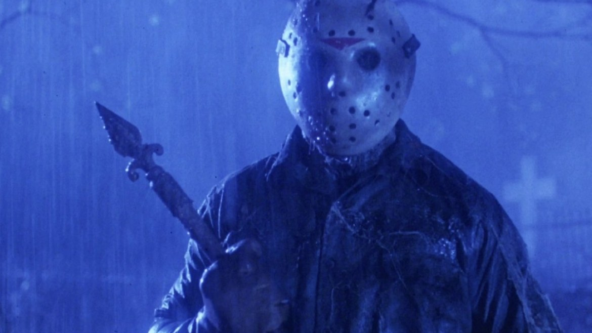 C.J. Graham recalls stint as Jason Voorhees at Frightmare Weekend