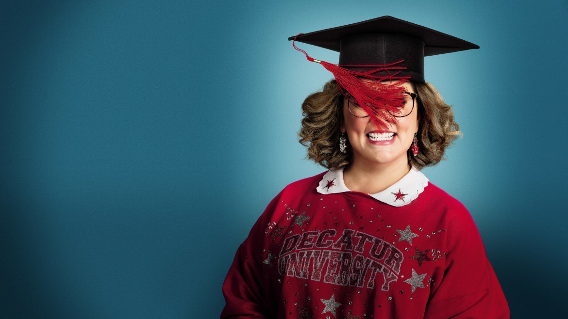 Movie Review: Melissa McCarthy gets her groove back in college comedy 'LIFE OF THE PARTY'