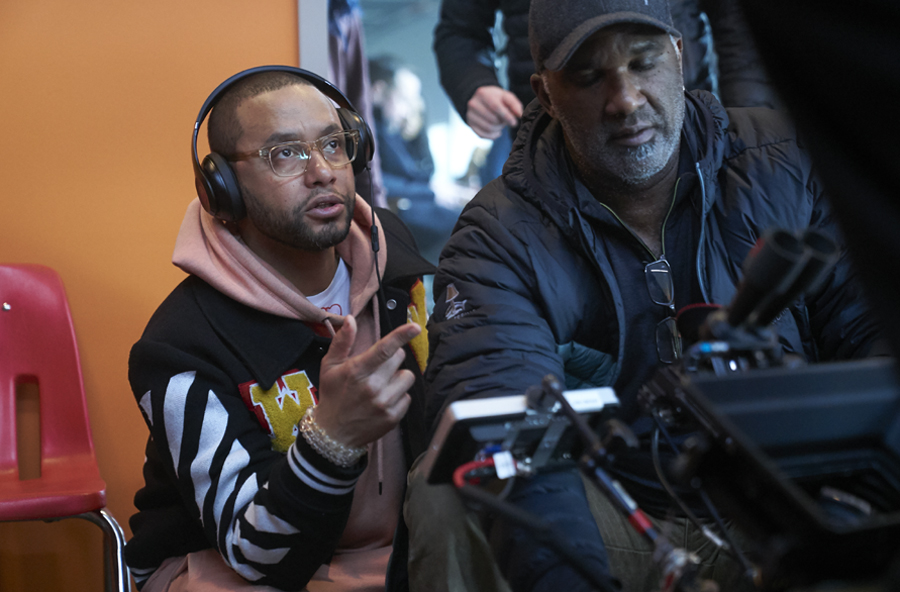 Director X on the social justice commentary of 'SUPERFLY'