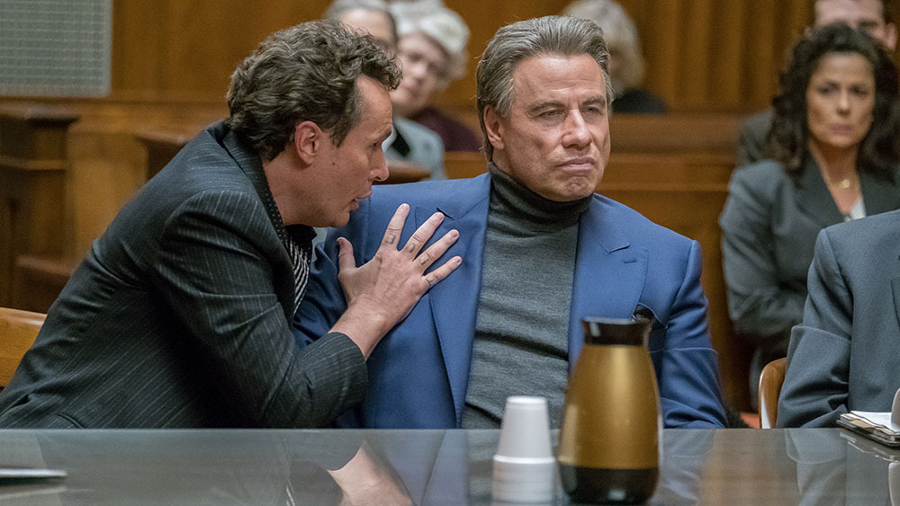 Finding the boss: John Travolta on becoming 'GOTTI' [Video interview]