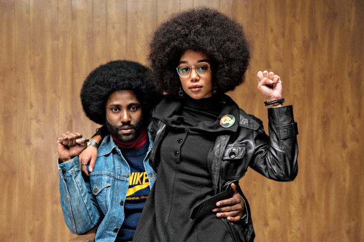 Win a Blu-ray copy of Spike Lee's BLACKKLANSMAN, One of the best films of the year