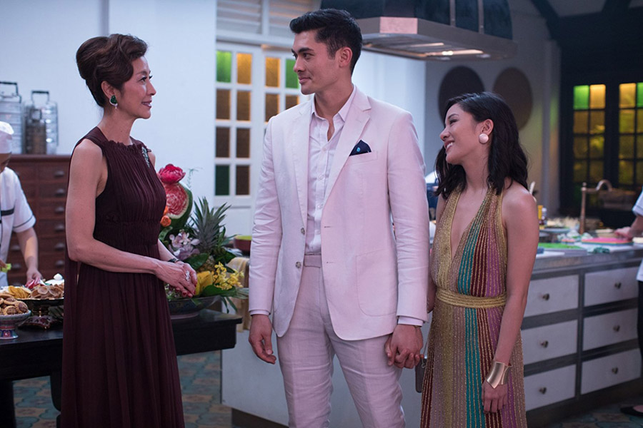 Movie Review: 'CRAZY RICH ASIANS' is a vital, meaningful & monumental romcom