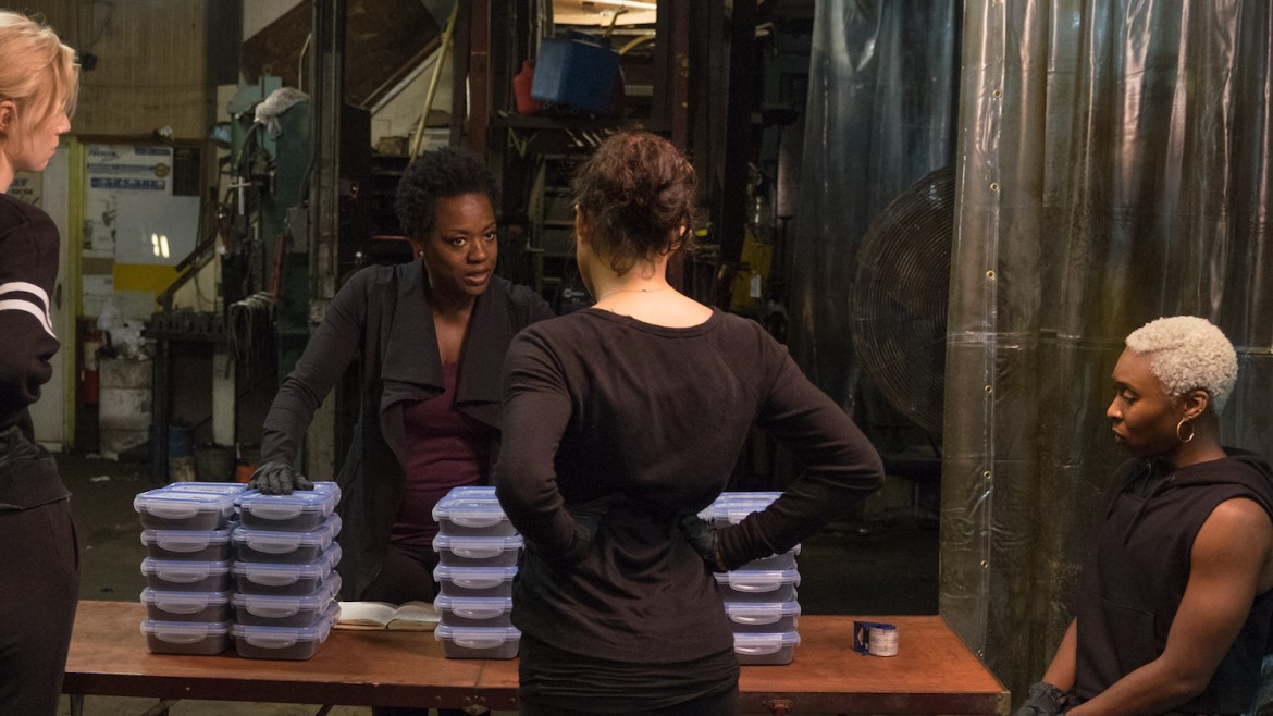 TIFF Review: 'WIDOWS' seamlessly blends hard-hitting topics, heist thriller action and first-rate performances