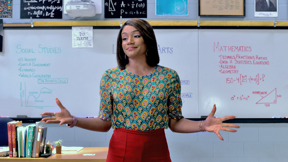 Movie Review: 'NIGHT SCHOOL' is worthy of your attendance