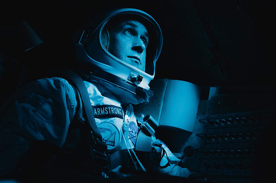 Win a copy of FIRST MAN starring Ryan Gosling and Claire Foy on Blu