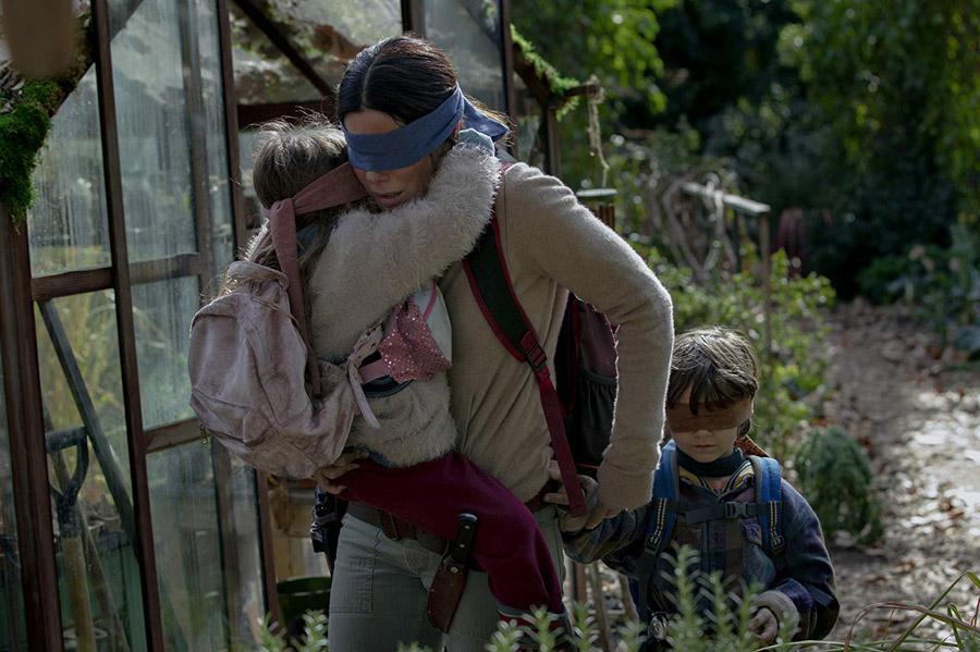 AFI Fest Review: 'BIRD BOX' is a soaring survivalist journey