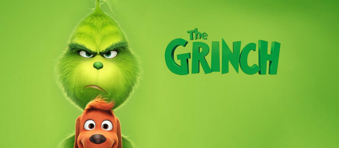 [Movie Review] 'THE GRINCH' isn't really a mean one, safely wrapped fun