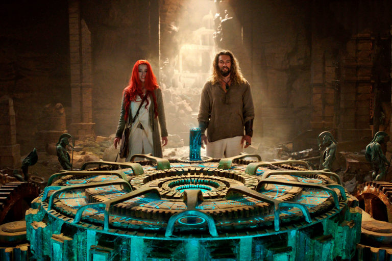 Fresh on 4K: 'AQUAMAN' has our full permission to come aboard