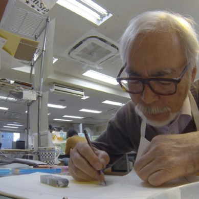 Movie Review: 'NEVER-ENDING MAN: HAYAO MIYAZAKI' is a thoughtful portrait of a master