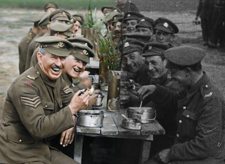 Movie Review: 'THEY SHALL NOT GROW OLD' makes history come alive