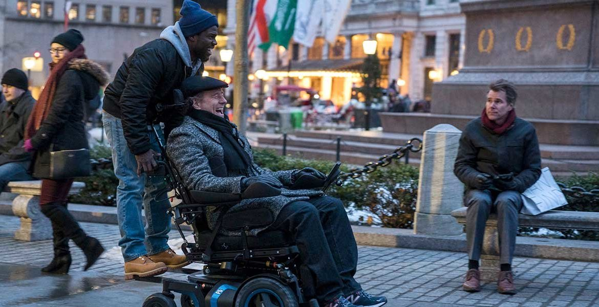 Movie Review: 'THE UPSIDE' – Hart and Cranston lead a hokey story rooted in stereotypes