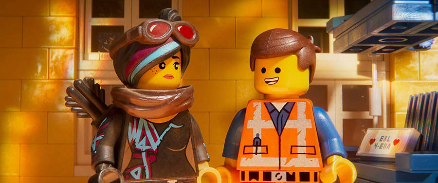 "[INTERVIEW] Directors Mike Mitchell & Trisha Gum ""play well"" to create 'THE LEGO MOVIE 2: THE SECOND PART'"