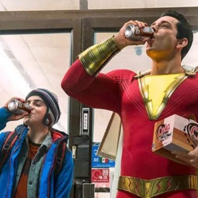 Fresh on 4K: 'SHAZAM!' will have you floss dancing like the Backpack Kid