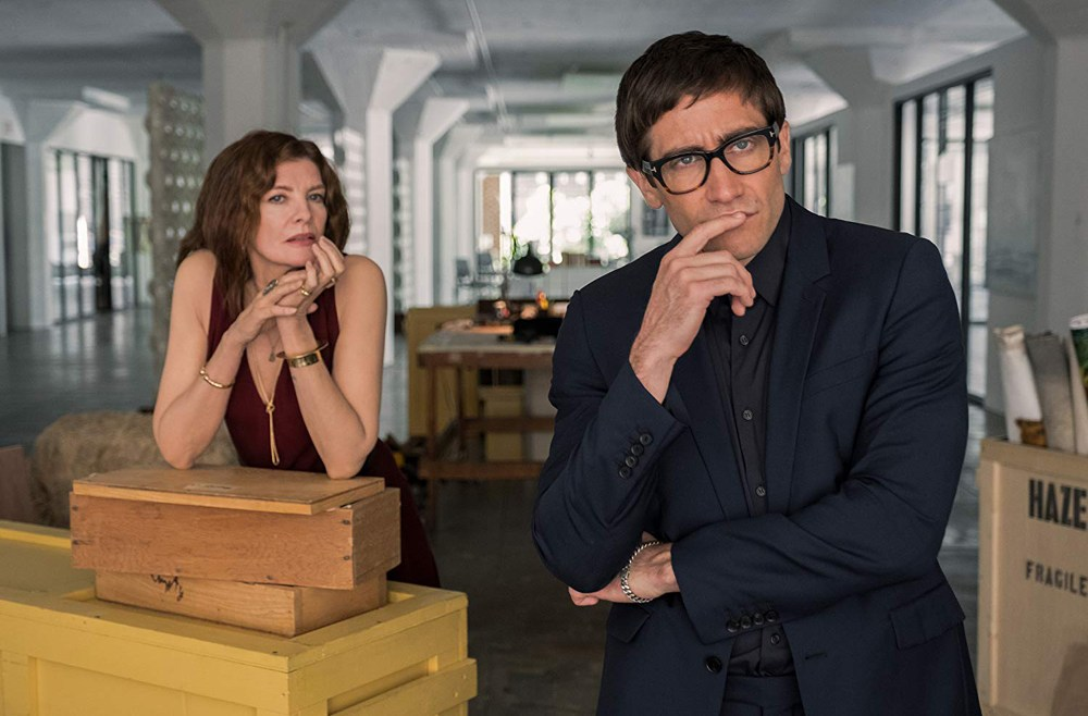 Movie Review: 'VELVET BUZZSAW' – Dease Nuts