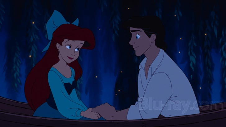 Fresh on 4K: 'THE LITTLE MERMAID' makes a splash on HD disc