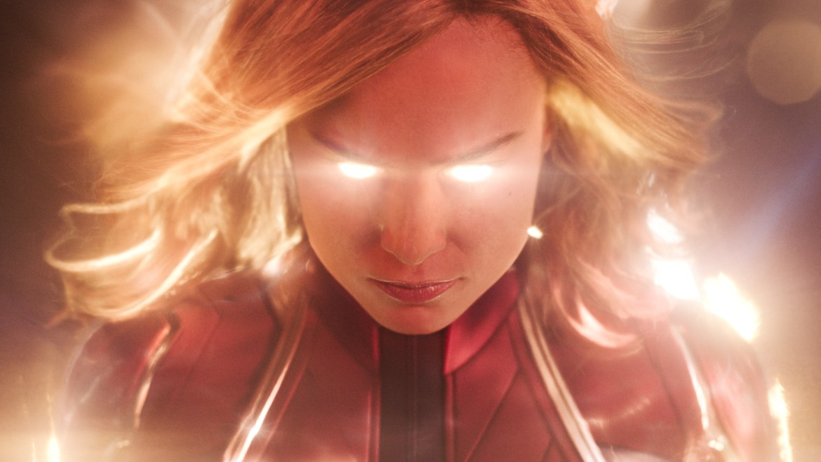 Movie Review: 'CAPTAIN MARVEL' – Oh Captain, My Captain