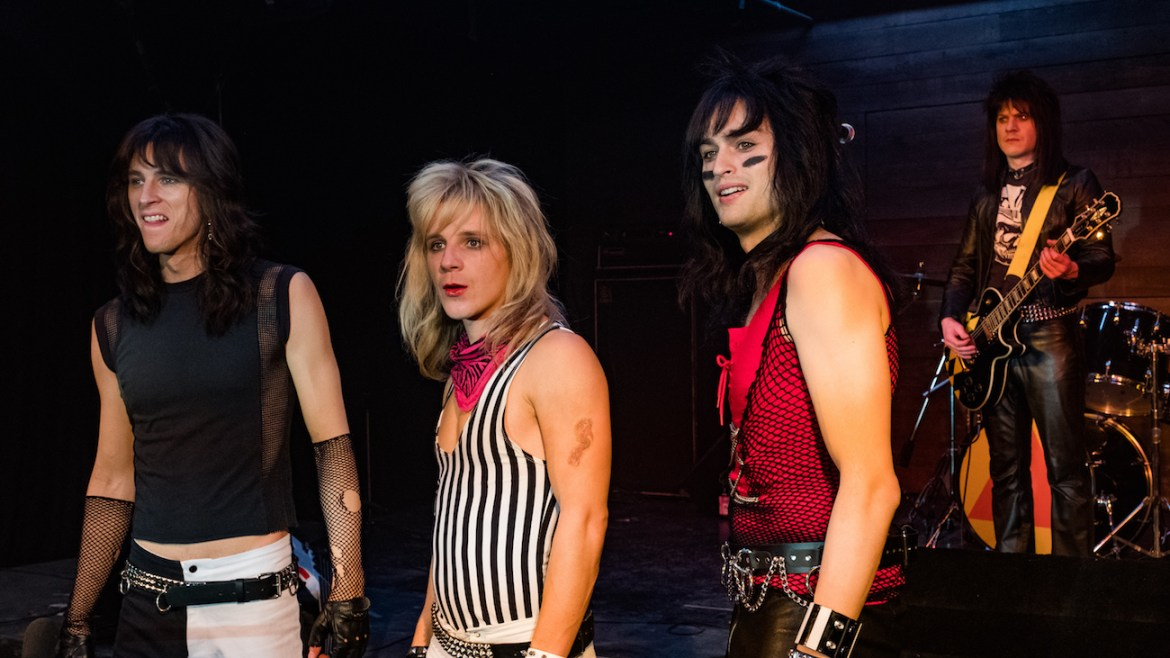 Movie Review: 'THE DIRT' offers intimate look at legendary band's legacy