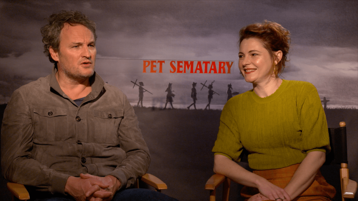 SXSW Interview: 'PET SEMATARY' cast and directors on the Kubrick-like horror imagery